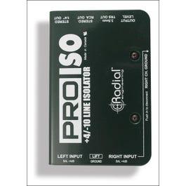 Radial Radial Pro-Iso Stereo Line Isolator