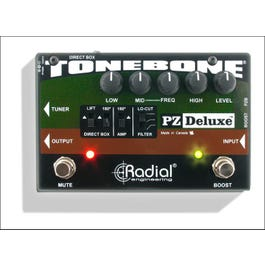 Image for Tonebone PZ-Deluxe Acoustic Preamp from SamAsh
