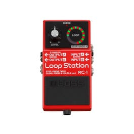 Image for RC-1 Loop Station Guitar Effect Pedal from SamAsh