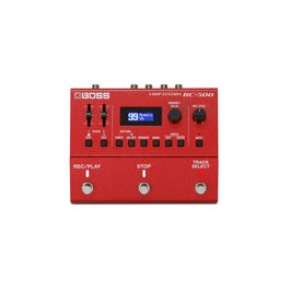 Image for RC-500 Loop Station Guitar Effect Pedal from SamAsh