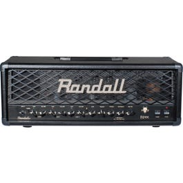 Randall Diavlo RD100H 3-Channel 100W All Tube Guitar Amp Head with Speaker Emulated Output