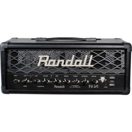 Randall Diavlo RD20H 2-Channel All Tube 20W Guitar Amp Head with Boost Mode & Speaker Emulated Output