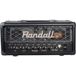 Randall Diavlo RD45H 2-Channel 45W All Tube Guitar Amp Head with Speaker Emulated Output