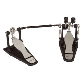 Image for Heavy Duty Double Bass Drum Pedal with Noise Eater Technology from Sam Ash