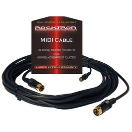 Image for 5 to 7 Pin MIDI Cable (30 Foot) from SamAsh
