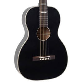 Image for RPS-7 Dirty 30s Series 7 Single 0 Acoustic Guitar (Black) from SamAsh