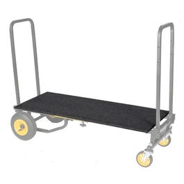 Rocknroller R6 Solid Carpeted Deck