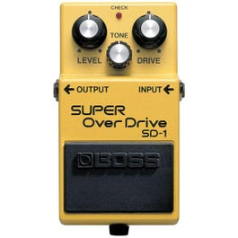 Image for SD-1 Super OverDrive Pedal from SamAsh