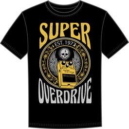 Image for SD-1 Super Overdrive Pedal T-Shirt from SamAsh