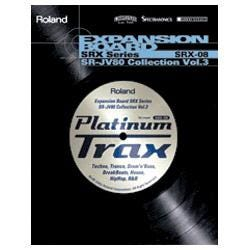 Image for SRX08 Platinum Trax Expansion Board from SamAsh