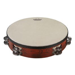 """Image for Valencia Gospel Tambourine - Antique Brown - 10"""" from SamAsh"""