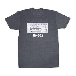 Image for TB-303 Crew T-Shirt, Charcoal from SamAsh