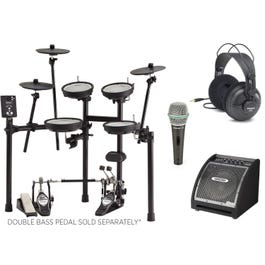Image for TD1MK Electronic Drum Set with Amplifier and Headphones from SamAsh