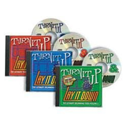 Image for Turn It Up And Lay It Down CD Series (Assorted Volumes) from SamAsh