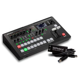 Image for V-60HD STR HD Video Switcher with UVC-01 from SamAsh