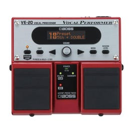 Image for VE-20 Vocal Performer Effects Processor from Sam Ash