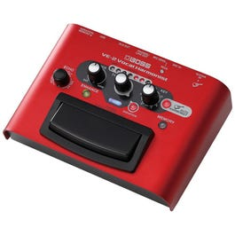 Image for VE-2 Vocal Harmonist Vocal Stompbox with Effects and Guitar-Driven Harmonies from SamAsh