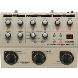 Image for VE-8 Acoustic Singer (New) from SamAsh