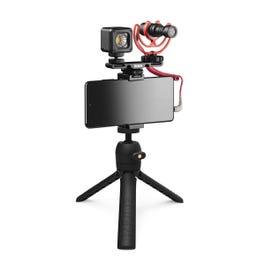 Image for Vlogger Kit Universal Filmmaking Kit for Mobile Phones from Sam Ash
