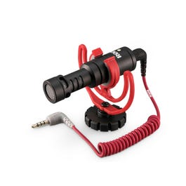 Image for VideoMicro Electret Condenser Microphone from SamAsh
