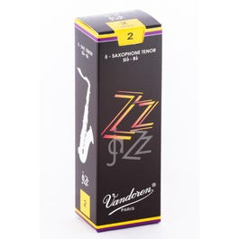 Image for ZZ Series Tenor Saxophone Reeds (Box of 5) (Assorted Strengths) from SamAsh