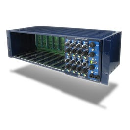 Radial Workhorse™ 8 Channel Rack with 2 Summing Mixer