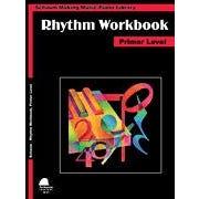 Hal Leonard Rhythm Workbook -Primer