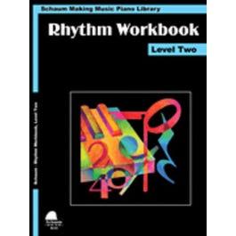 Hal Leonard Rhythm Workbook- Level 2