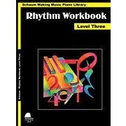 Hal Leonard Schaum-Rhythm Workbook  Level 3