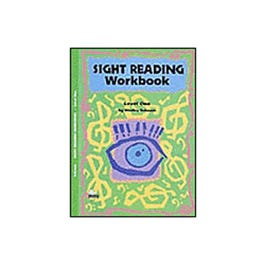 Image for Schaum Sight Reading Workbook 1 from SamAsh