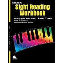 Image for Sight Reading Workbook