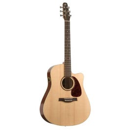 Image for Coastline S6 Slim CW Spruce QI  Acoustic-Electric Guitar from SamAsh