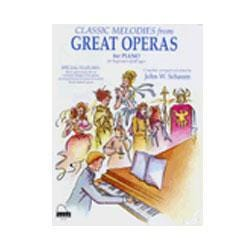 Image for Great Operas Primer and Level 1 (Piano) from SamAsh