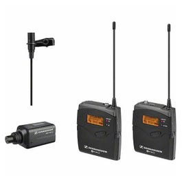 """Image for ew 100 ENG G3 Lavalier Microphone Presentation Set (Band """"A"""") from SamAsh"""