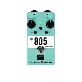 Seymour Duncan 805 Overdrive Guitar Effect Pedal