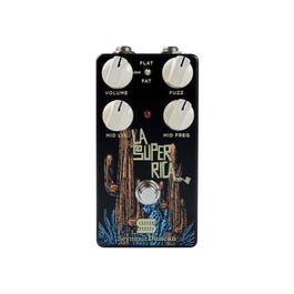 Image for La Super Rica Fuzz Pedal from SamAsh