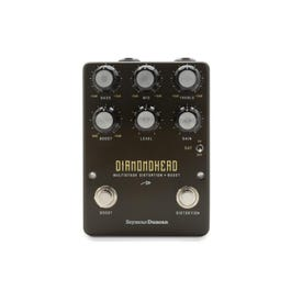 Image for Diamondhead Multistage Distortion + Boost Pedal from SamAsh