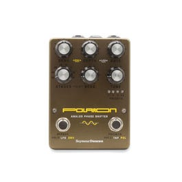Image for Polaron Analog Phase Shifter Guitar Effects Pedal from SamAsh