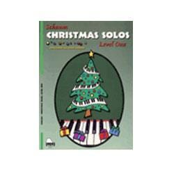 Image for Christmas Solos for Piano (Level 1) from SamAsh