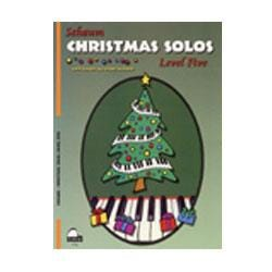 Image for Christmas Solos for Piano (Level 5) from SamAsh