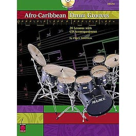 Image for Afro Caribbean Grooves for Drumset (Book and CD) from SamAsh