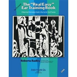 Sher Music The Real Easy Ear Training Book Book and CD)