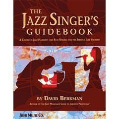Image for The Jazz Singer's Guidebook (Book and CD) from SamAsh