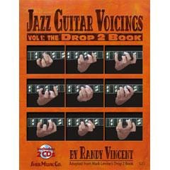 Image for Jazz Guitar Voicings - Vol.1: The Drop 2 Book (Book and CD) from SamAsh