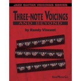 Sher Music Three-note Voicings and Beyond