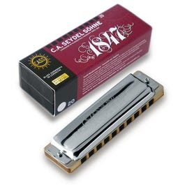 Image for 1847 Classic Harmonica from SamAsh