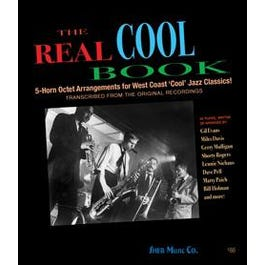 Sher Music THE REAL COOL BOOK