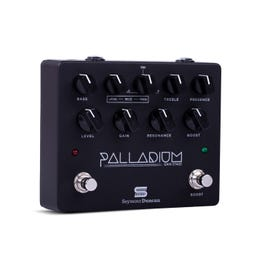 Image for Palladium Gain Stage Guitar Effects Pedal from SamAsh