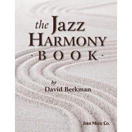 Sher Music Jazz Harmony Book