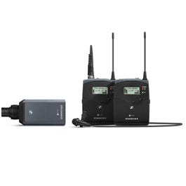 Image for EW 100 ENG G4 Wireless Video Microphone System (G Band) from SamAsh